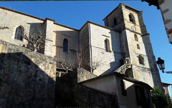 iglesia de bera exterior 2