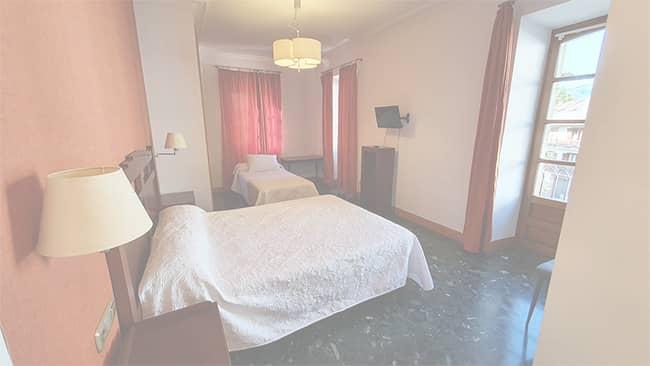 habitaciones en Bera Baztanv