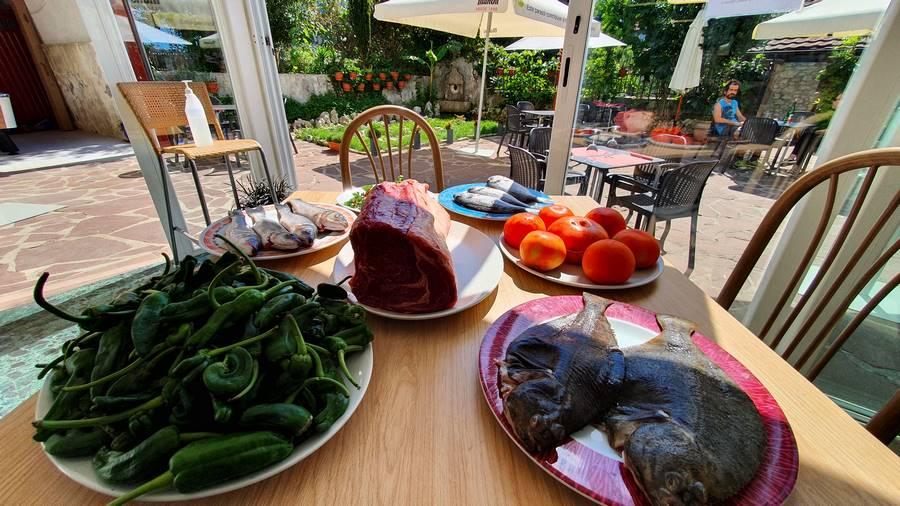 Ansonea - Carta y Menú del dia en Vera de bidasoa